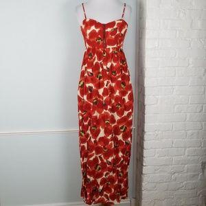 Elle Poppy Maxi dress